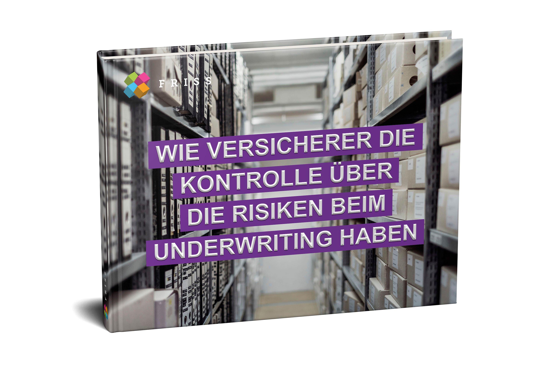 LARGE - ebook - Wie Versicherer die Kontrolle über die Risiken beim Underwriting haben