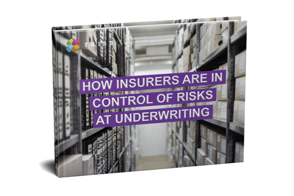 LARGE - ebook - How insurers are in control of risks at underwriting