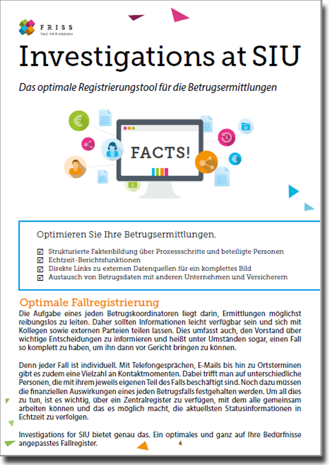 Facts sheet - image DE