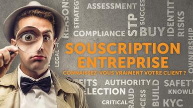 Souscription Enterprise