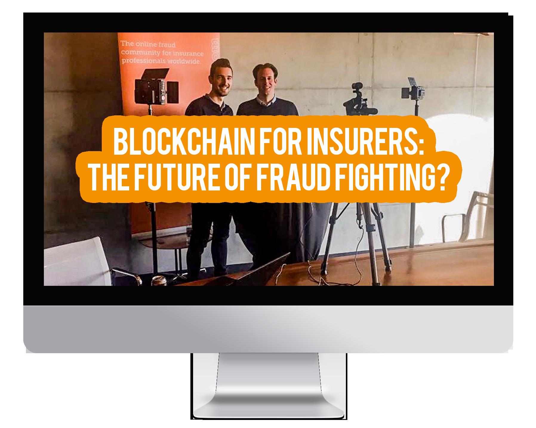 Webinar thumb | Blockchain for Insurers