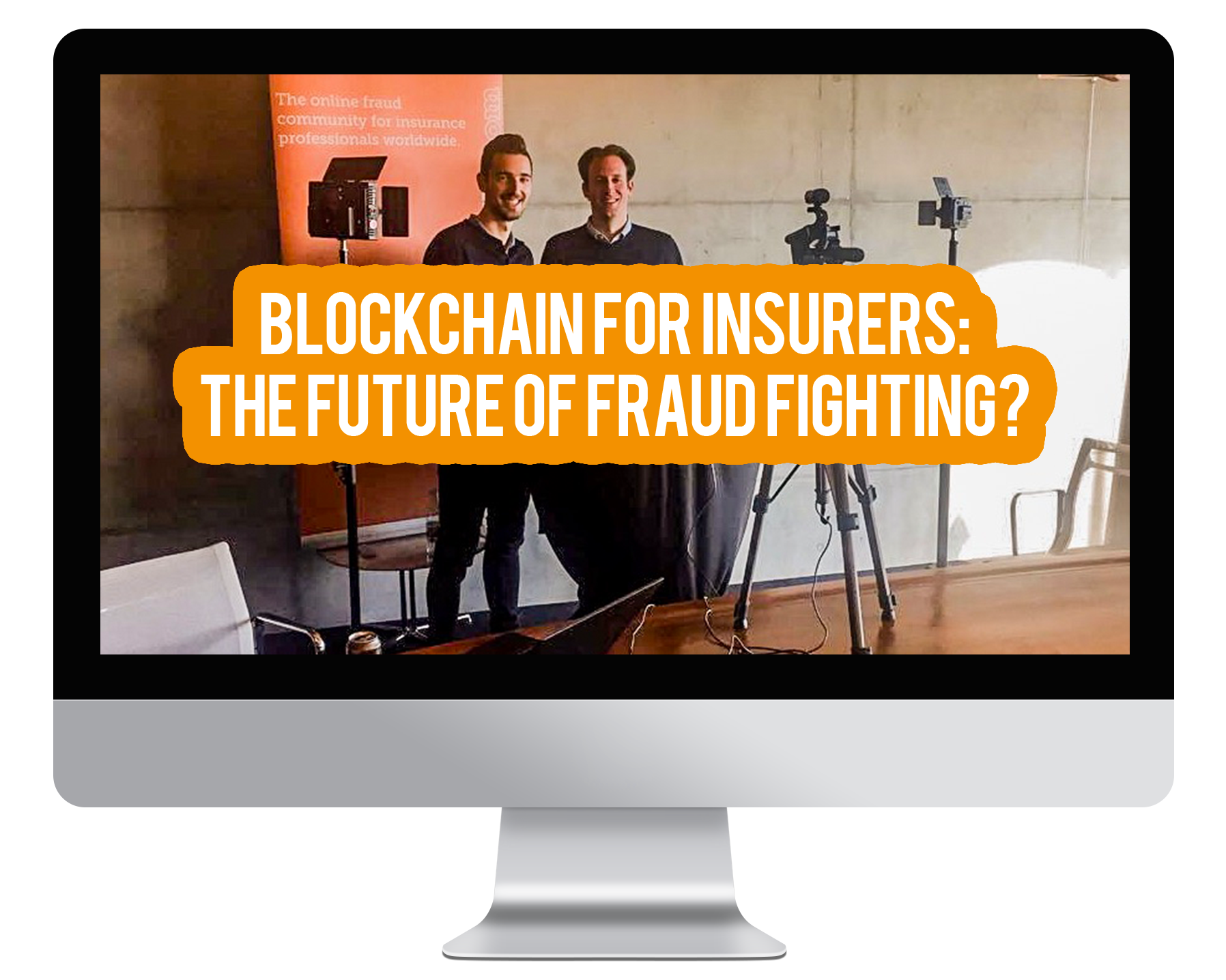 Webinar thumb | Blockchain for Insurers